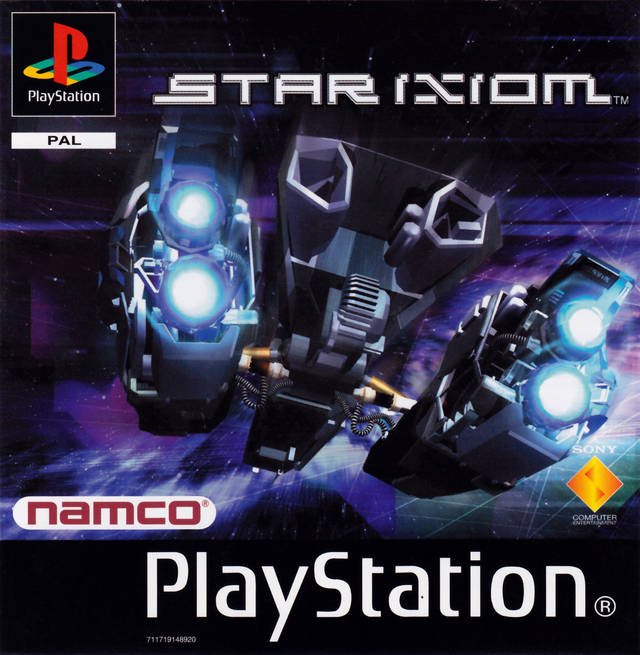 Game | Sony Playstation PS1 | Star Ixiom