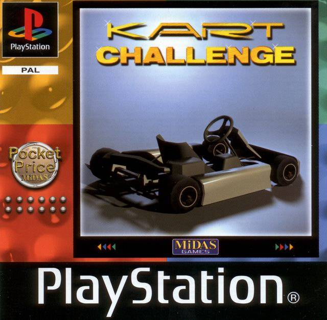 Game | Sony Playstation PS1 | Kart Challenge