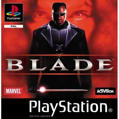 Game | Sony Playstation PS1 | Blade
