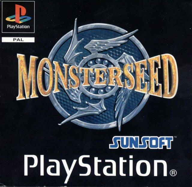 Game | Sony Playstation PS1 | Monsterseed
