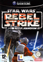 Game | Nintendo GameCube | Star Wars Rebel Strike Rogue Squadron III