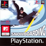 Game | Sony Playstation PS1 | MTV Sports Snowboarding