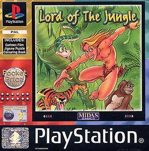 Game | Sony Playstation PS1 | Lord Of The Jungle