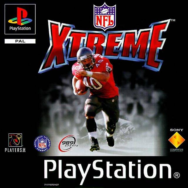 Game | Sony Playstation PS1 | NFL Xtreme