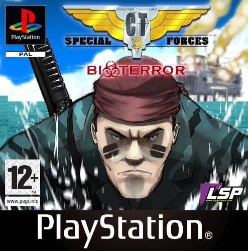 Game | Sony Playstation PS1 | CT Special Forces 3