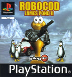 Game | Sony Playstation PS1 | Robocod James Pond II