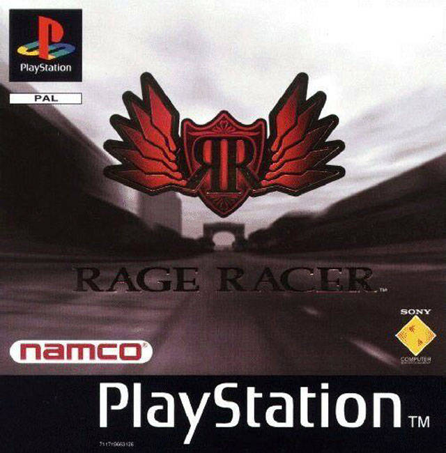 Game | Sony Playstation PS1 | Rage Racer