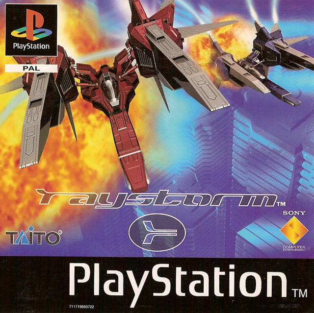 Game | Sony Playstation PS1 | RayStorm