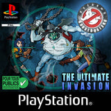 Game | Sony Playstation PS1 | Extreme Ghostbusters The Ultimate Invasion