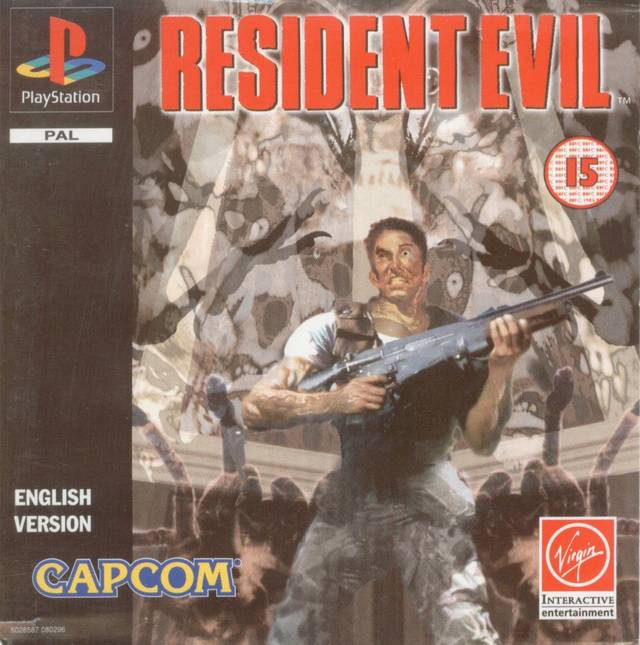 Game | Sony Playstation PS1 | Resident Evil