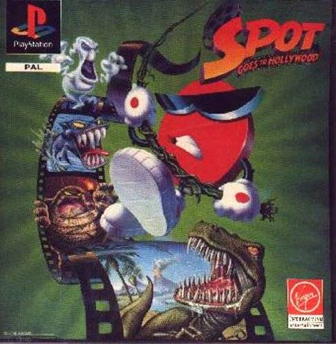 Game | Sony Playstation PS1 | Spot Goes To Hollywood