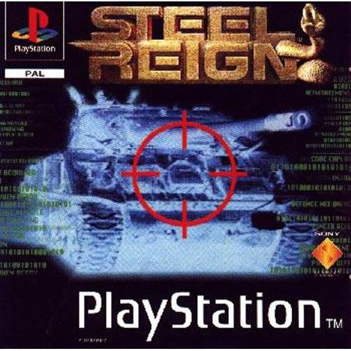 Game | Sony Playstation PS1 | Steel Reign