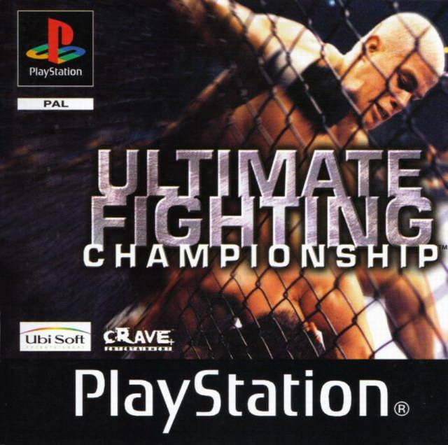 Game | Sony Playstation PS1 | Ultimate Fighting Championship