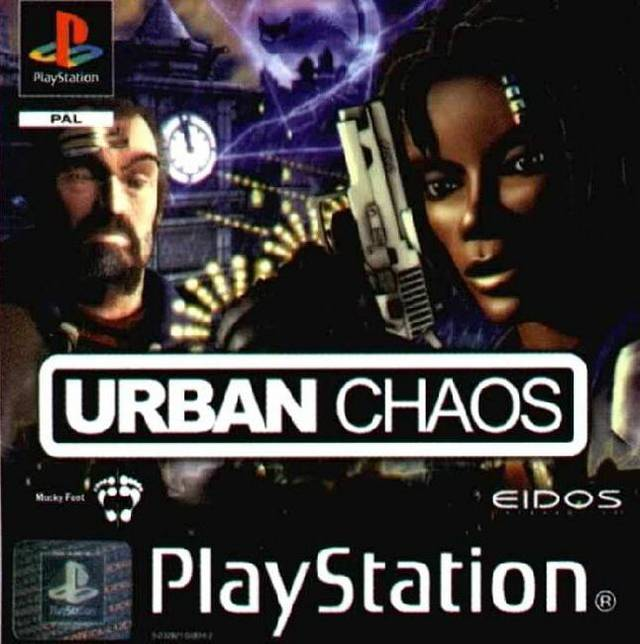Game | Sony Playstation PS1 | Urban Chaos