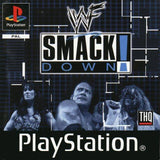 Game | Sony Playstation PS1 | WWF Smackdown