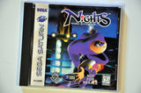 Game | SEGA Saturn | Nights Into Dreams Not for resale edition