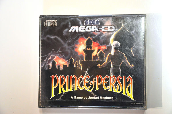 Game | SEGA Mega CD | Prince of Persia