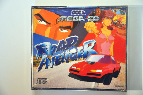 Game | SEGA Mega CD | Road Avenger