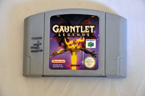 Game | Nintendo 64 N64 | Gauntlet Legends