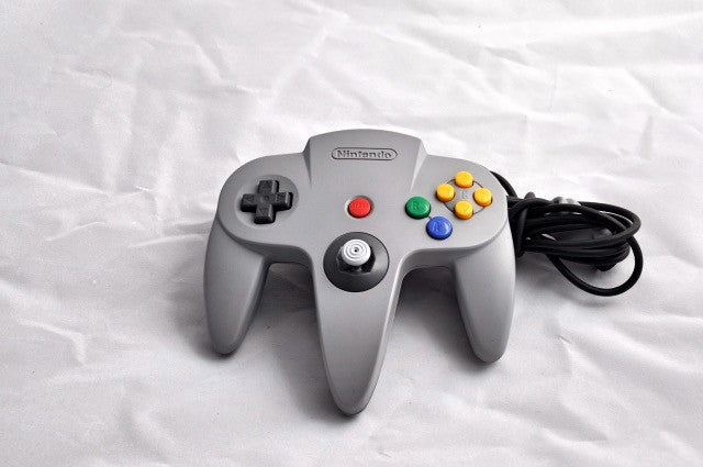 how to fix n64 controller