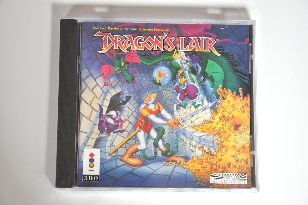 Game | 3DO | Dragon's Lair