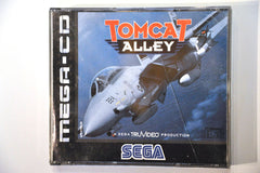 Game | SEGA Mega CD | Tomcat Alley