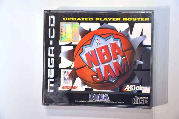 Game | SEGA Mega CD | NBA Jam