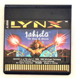 Game | Atari Lynx | Ishido The Way of Stones