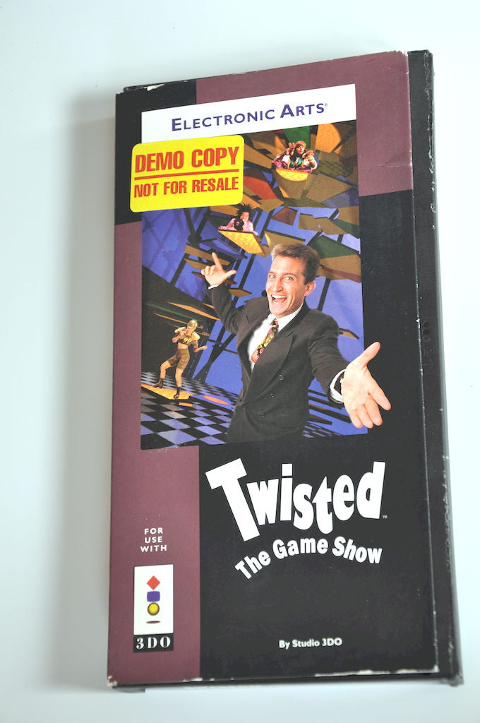 Game | 3DO | Twisted The Game Show