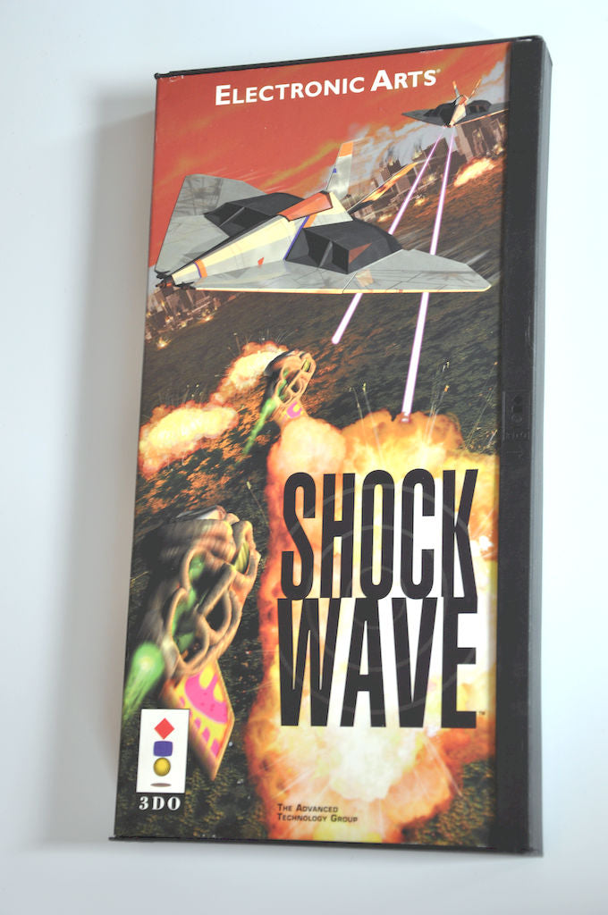 Game | 3DO | Shock Wave