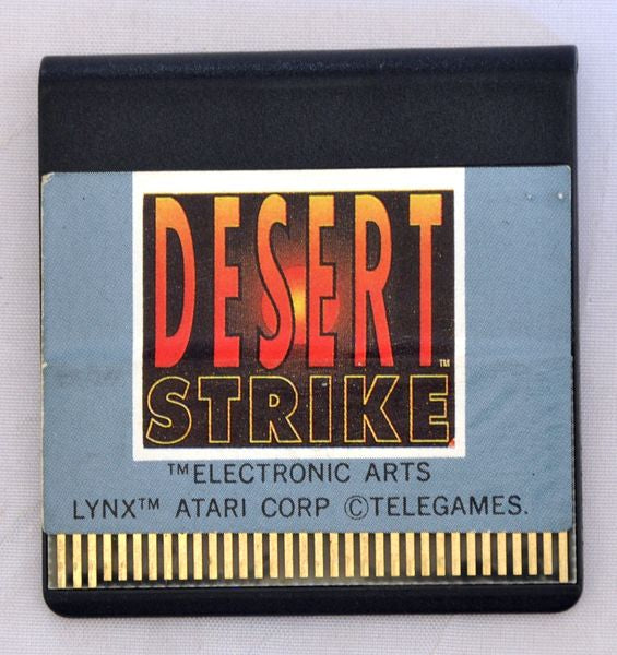 Game | Atari Lynx | Desert Strike