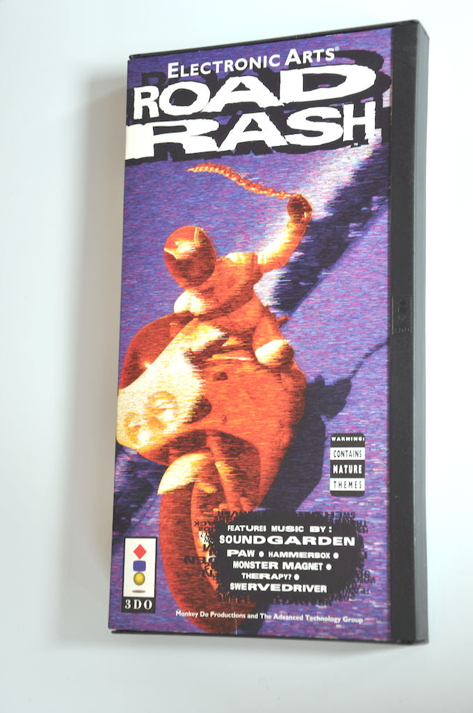 Game | 3DO | Road Rash