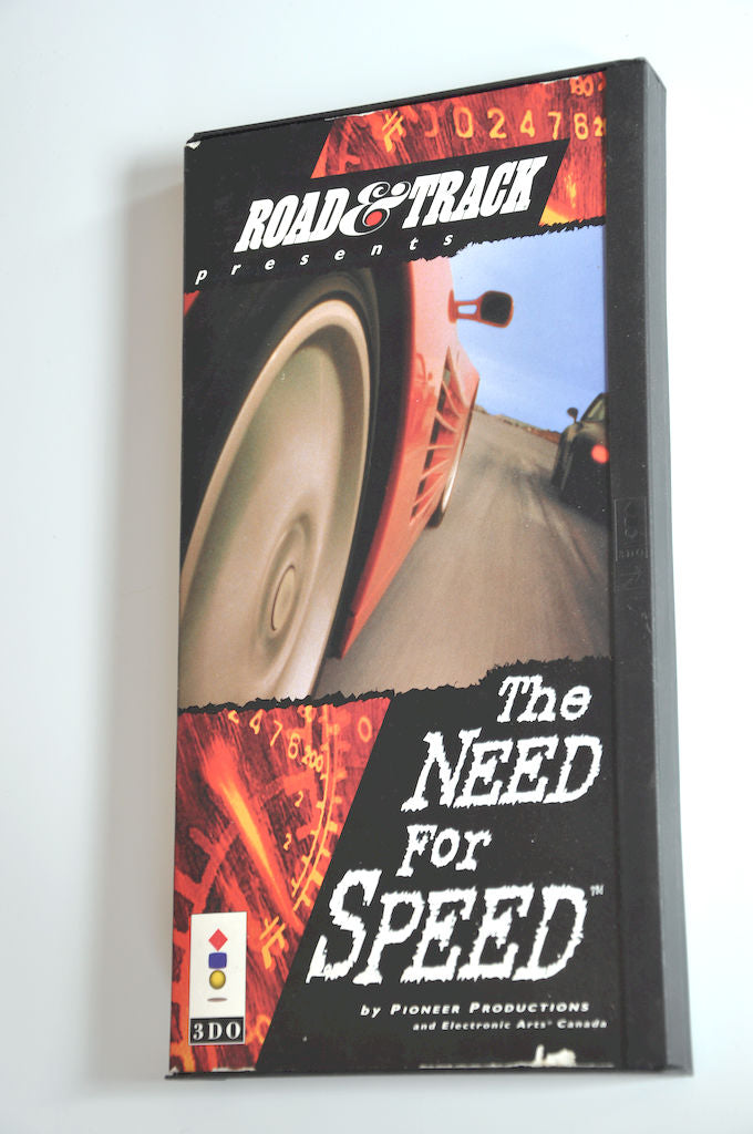 Game | 3DO | The Need For Speed