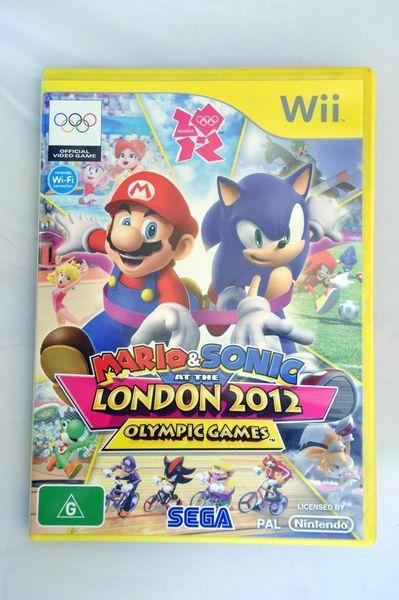 Game | Nintendo Wii | Mario & Sonic at the 2012 London Olympic Games
