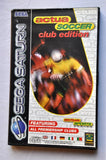 Game | SEGA Saturn | Actua Soccer Club Edition Complete CIB