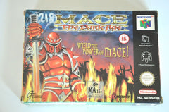 Game | Nintendo 64 N64 | Mace Dark Age
