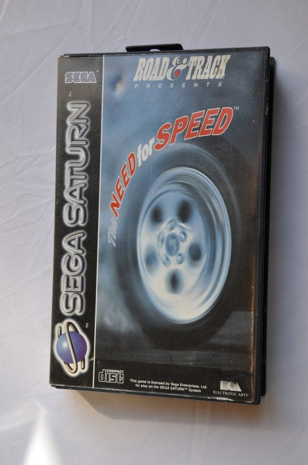 Game | SEGA Saturn | The Need for Speed Complete CIB