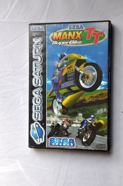 Game | SEGA Saturn - MANX TT SuperBike PAL