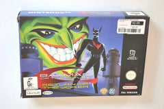 Game | Nintendo 64 N64 | Batman of the Future