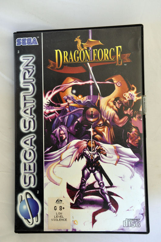 Game | SEGA Saturn | Dragon Force