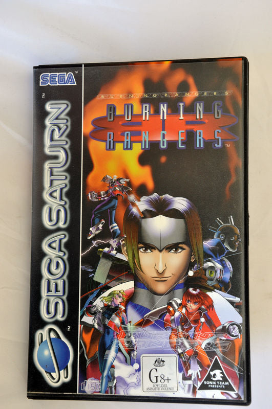 Game | SEGA Saturn | Burning Rangers