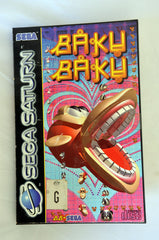 Game | SEGA Saturn | Baku Baku Animal