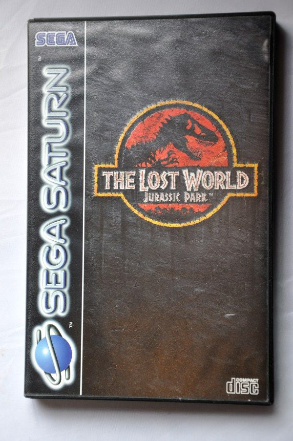 Game | SEGA Saturn | The Lost World Jurassic Park Complete CIB