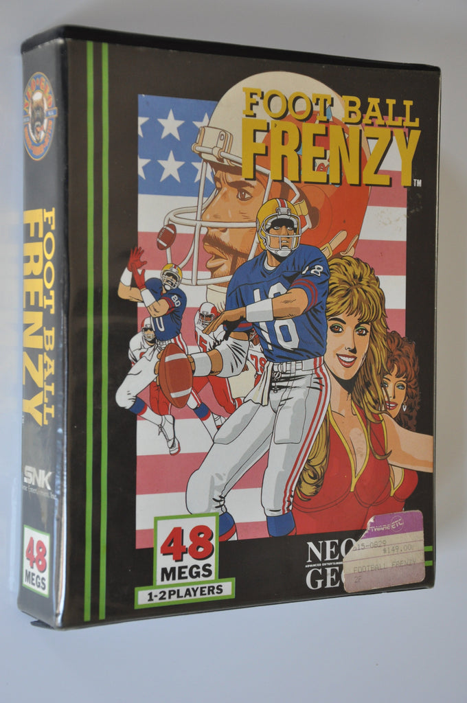Game | NEO GEO AES | Football Frenzy