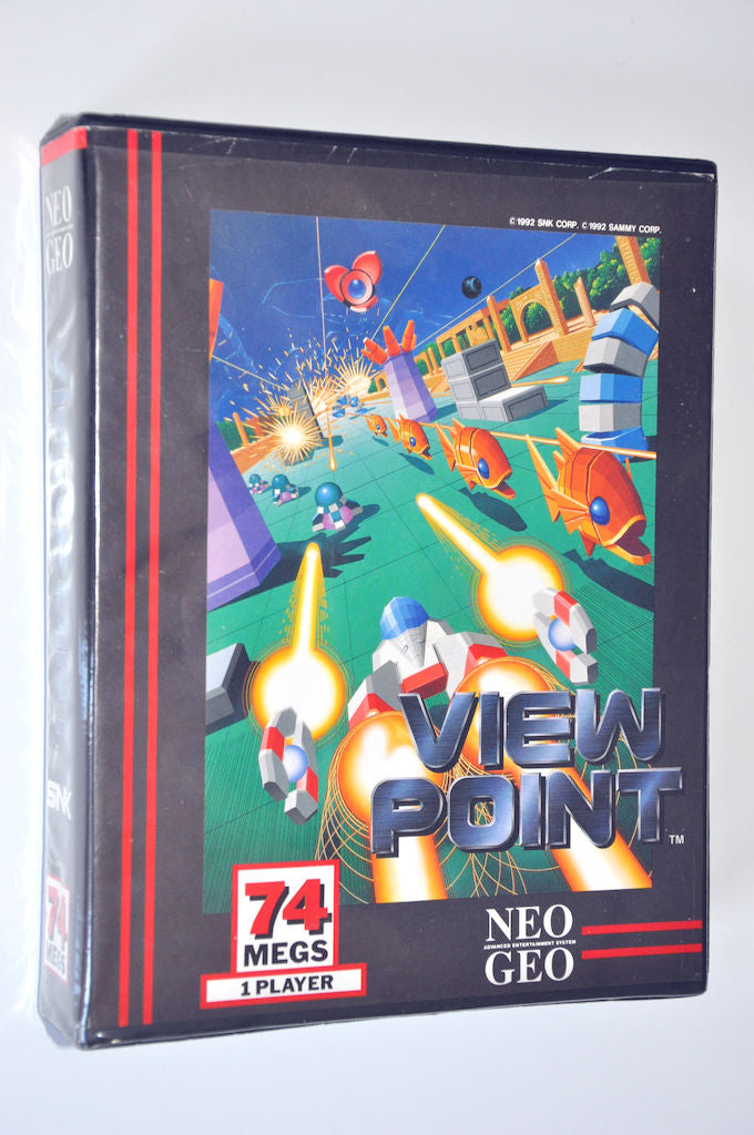 Game | NEO GEO AES | ViewPoint