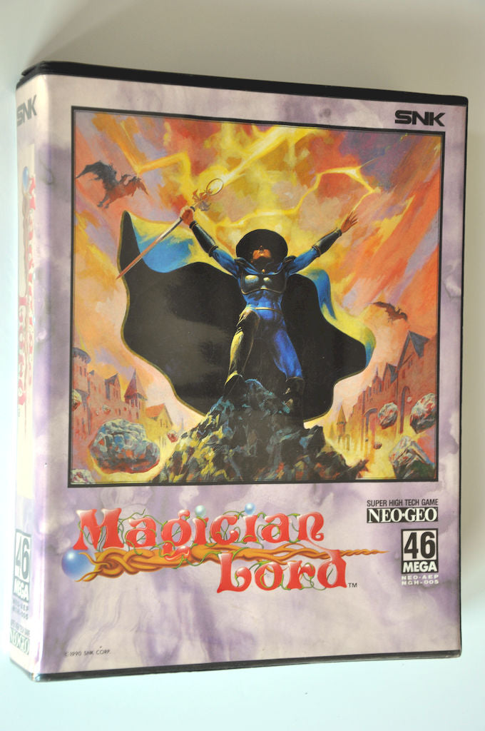 Game | NEO GEO AES | Magician Lord