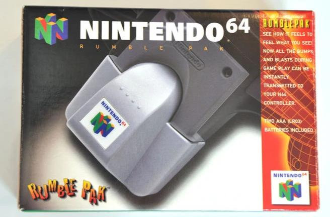 Accessory | Nintendo 64 | Rumble Pak