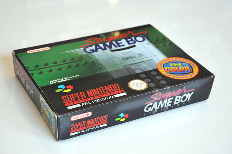 Accessory | Super Nintendo SNES | Super Game Boy