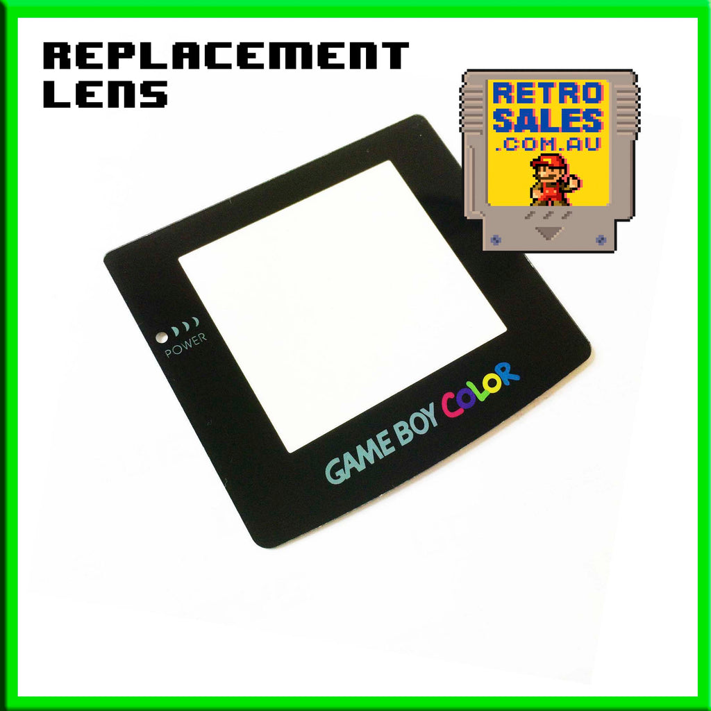 Parts | Nintendo GB GBC GBA SP | GameBoy Screen Lens