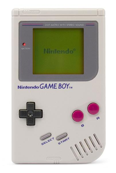 Console | Nintendo | Game Boy | Original DMG-01